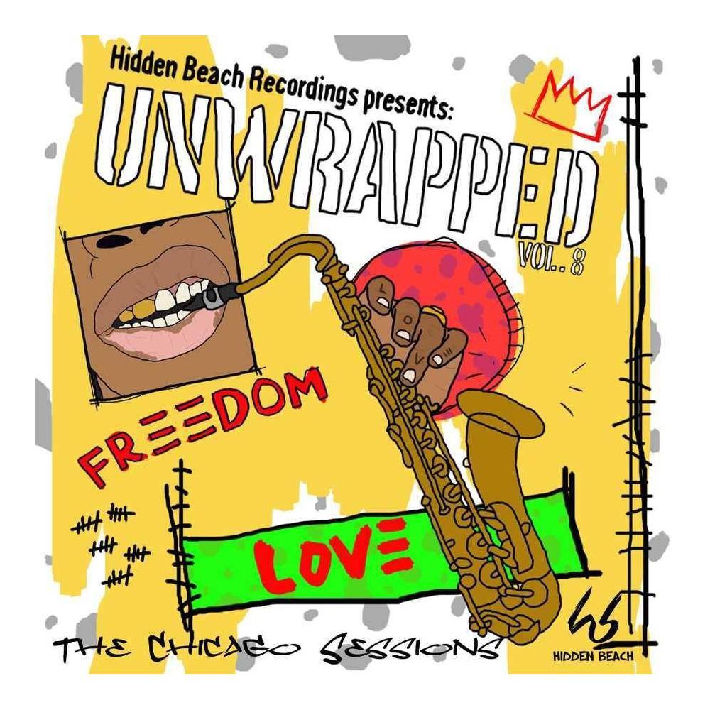 Unwrapped Hidden Beach Unwrapped Vol 8 Cd