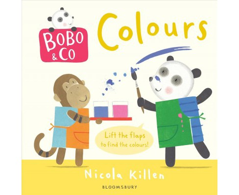 Bobo & Co. Colours -  by Nicola Killen (Hardcover) - image 1 of 1
