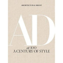 Architectural Digest at 100 - (Hardcover)