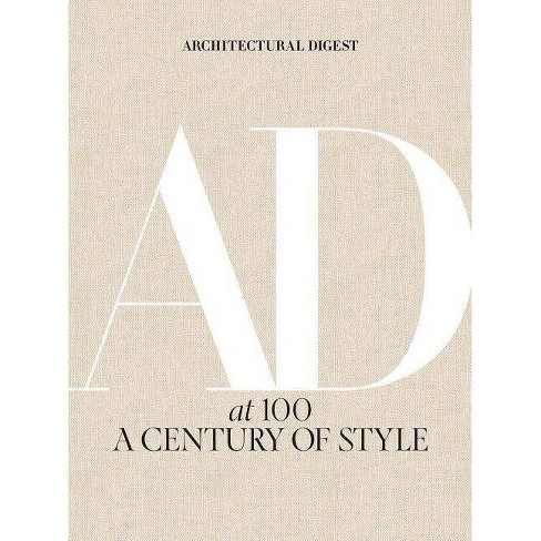 Architectural Digest at 100 - (Hardcover) - image 1 of 1