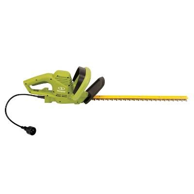 Sun Joe HJ22HTE Electric Hedge Trimmer | 22-Inch | 3.5 Amp