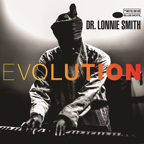 Lonnie dr. smith - Evolution (CD) - image 1 of 1