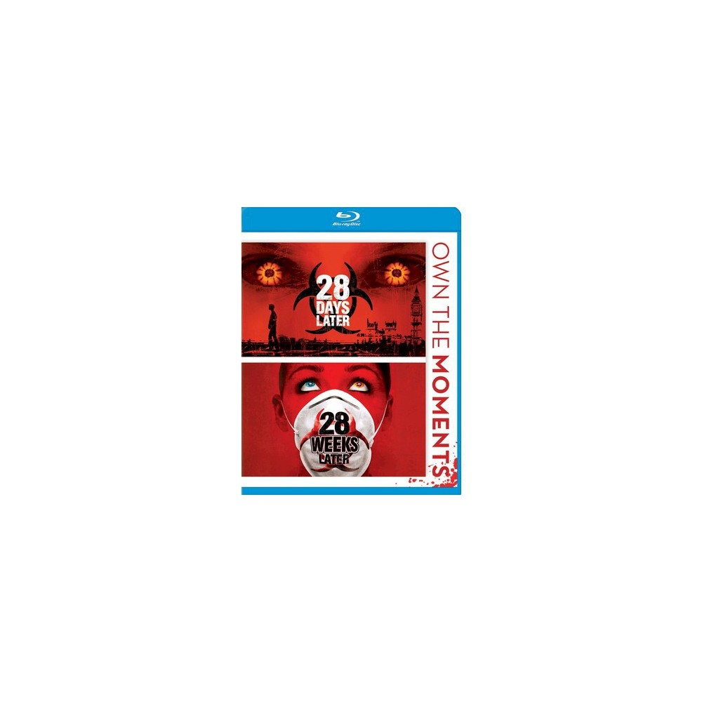 28 Days Later/28 Weeks Later (Blu-ray)