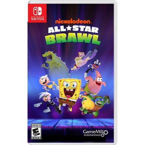 Nickelodeon All Star Brawl - Nintendo Switch - image 1 of 4