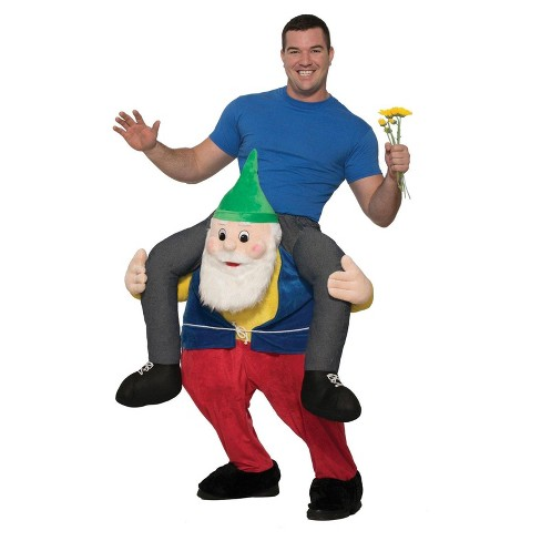 about this item - Garden Gnome Costume