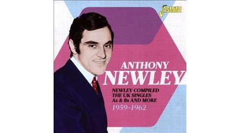 Anthony Newley - Newley Compiled/Uk Singles And More 1 (CD) - image 1 of 1