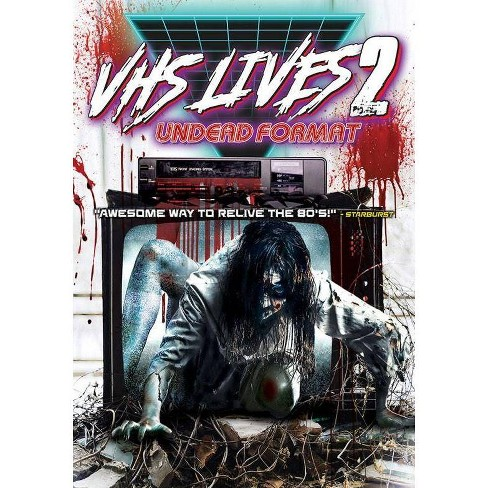Vhs Lives 2: Undead Format (DVD) - image 1 of 1