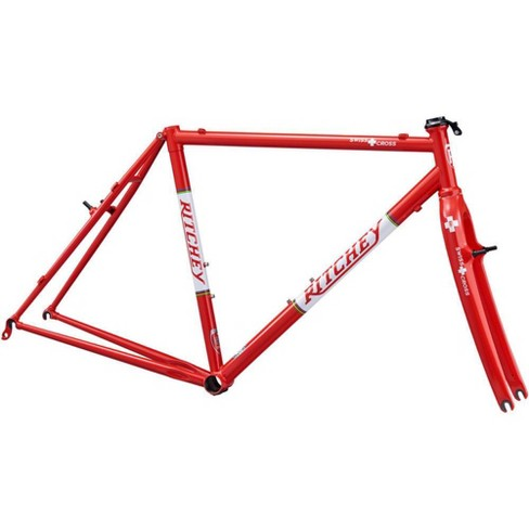 Ritchey SwissCross Canti Frameset L Red - image 1 of 1