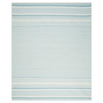 Rhea Area Rug - Light Blue / Ivory (5' X 8')- Safavieh®