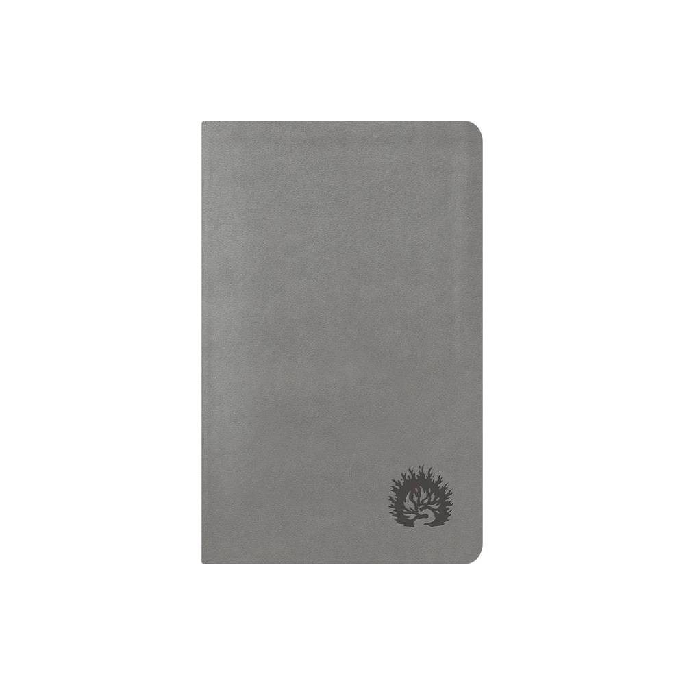 Esv Reformation Study Bible Condensed Edition Light Gray Leather Like By R C Sproul Leather Bound