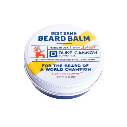 Duke Cannon Beard Balm - 1.6oz - image 1 of 2