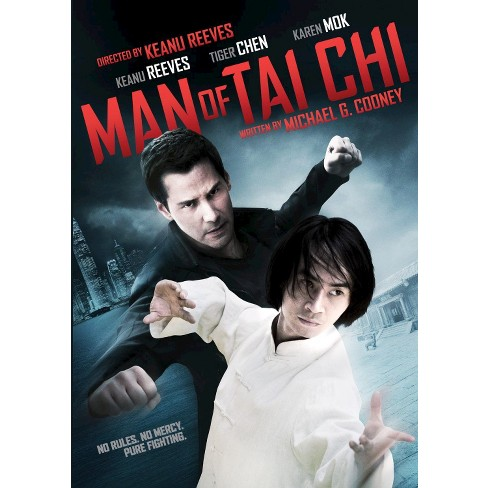 Man of Tai Chi (DVD) - image 1 of 1