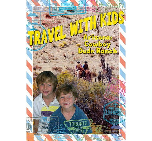 Travel With Kids:Arizona (DVD) - image 1 of 1