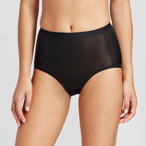 a0d6ad8b63d Hanes Premium Women's Cool & Comfortable Microfiber Briefs Panties 4pk :  Target