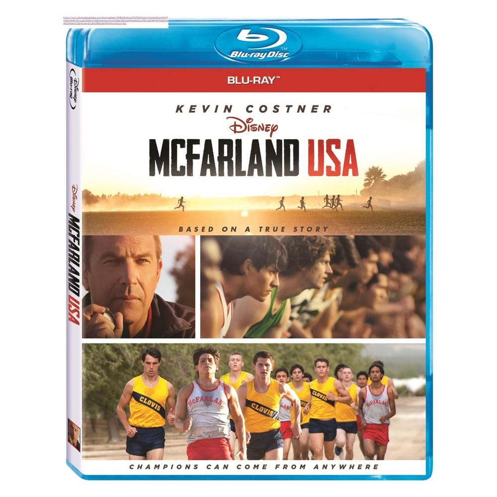 McFarland, USA (Blu-ray), Movies