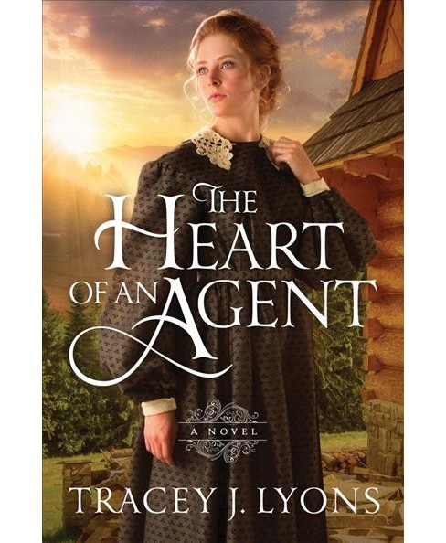 Heart of an Agent (Paperback) (Tracey J. Lyons) - image 1 of 1