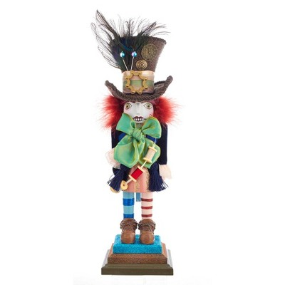 "Kurt Adler 18"" Hollywood Mad Hatter Nutcracker"