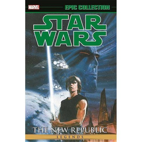 Star Wars Legends Epic Collection: The New Republic Vol  4 - (Paperback)