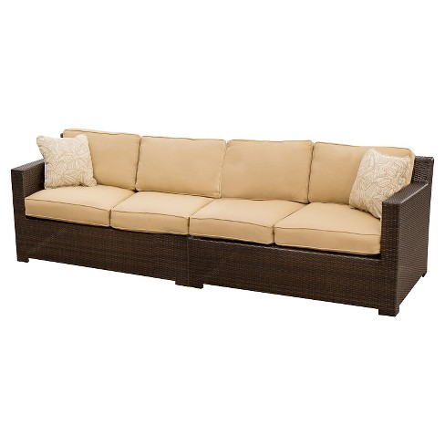 2pc Patio Seating Set Hanover - image 1 of 5
