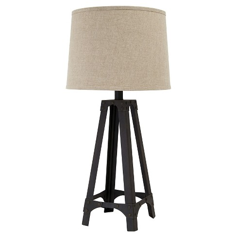 Satchel Table Lamp Brown - Signature Design by Ashley - image 1 of 2