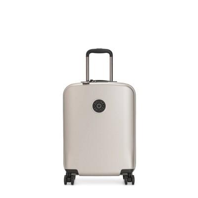 Kipling Curiosity Small Metallic 4 Wheeled Rolling Luggage