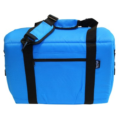 NorChill® 12 Can Cooler Bag - Blue