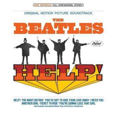 The Beatles - Help! (Original Motion Picture Soundtrack) (Mini LP Replica) (CD)