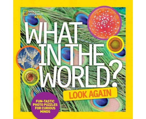 What in the World? Look Again (Hardcover) (Rebecca Baines) - image 1 of 1