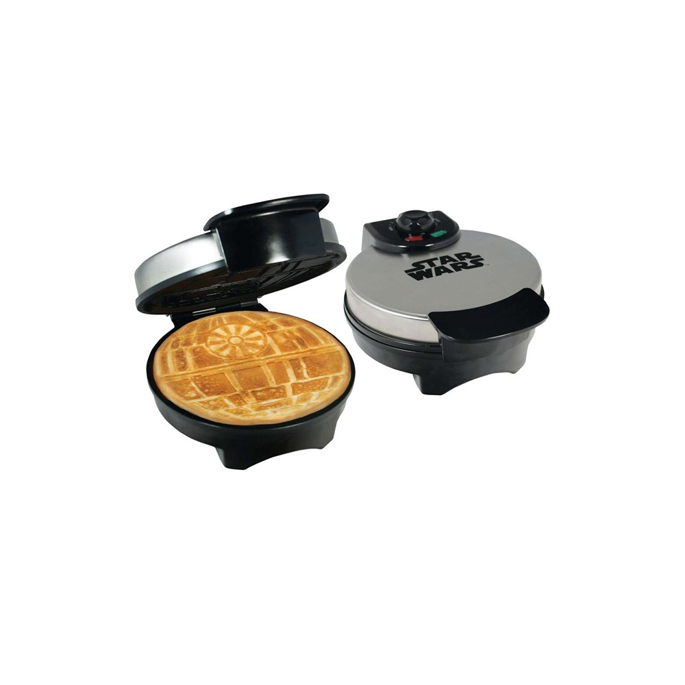 Star Wars Silver Death Star Waffle Maker 54252556