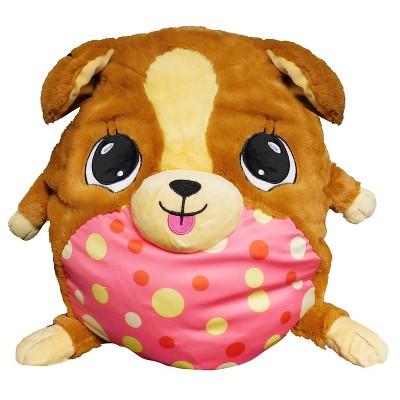 "MushaBelly Brown Dog Medium 12"""