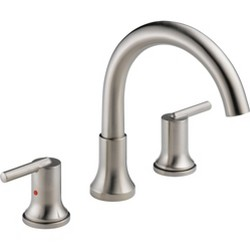Delta Faucet T2759 Trinsic Deck Mounted Roman Tub Filler Trim