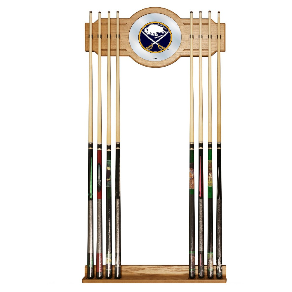 ACE/NORTH HILLS Buffalo Sabres Cue Rack with Mirror