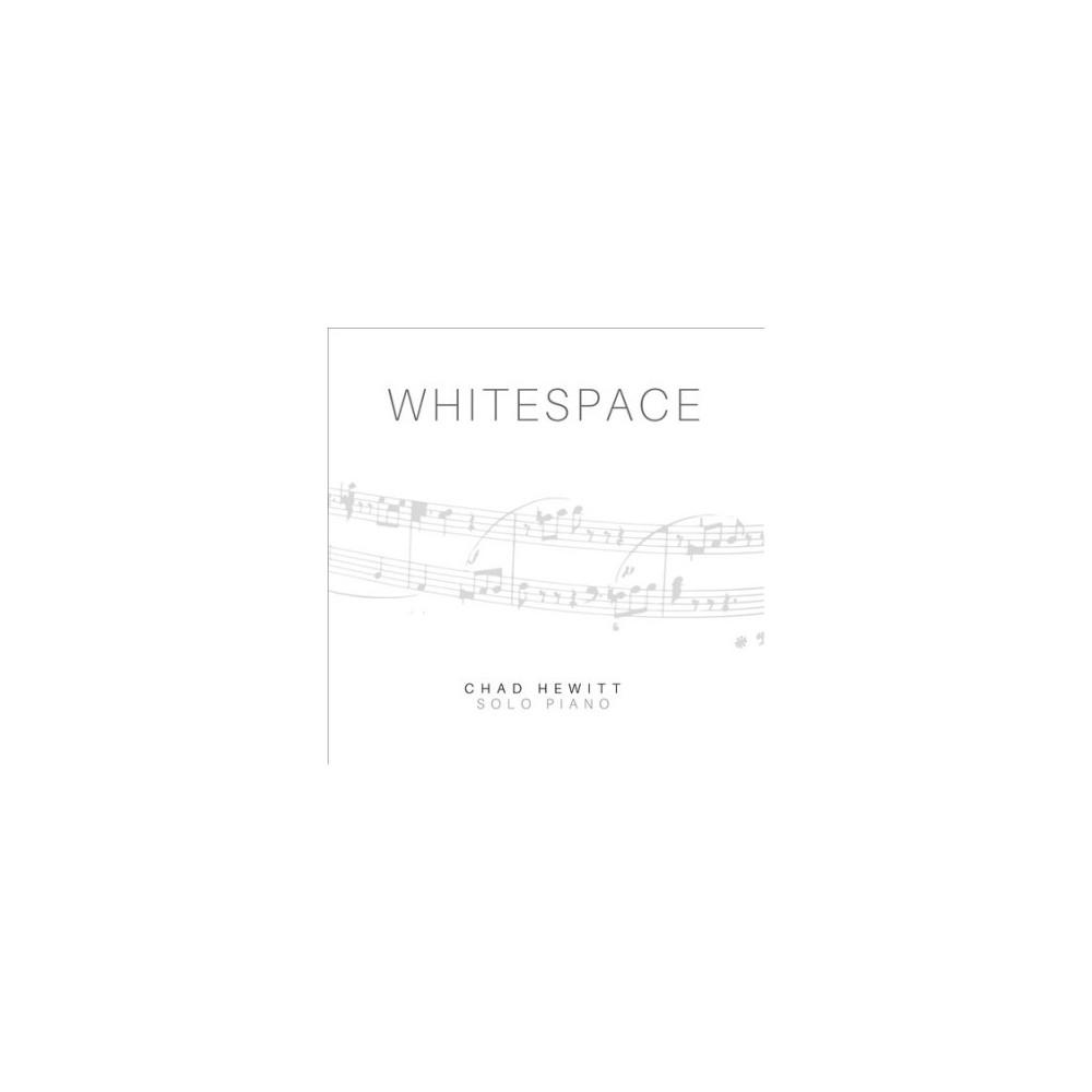 Chad Hewitt - Whitespace (CD)