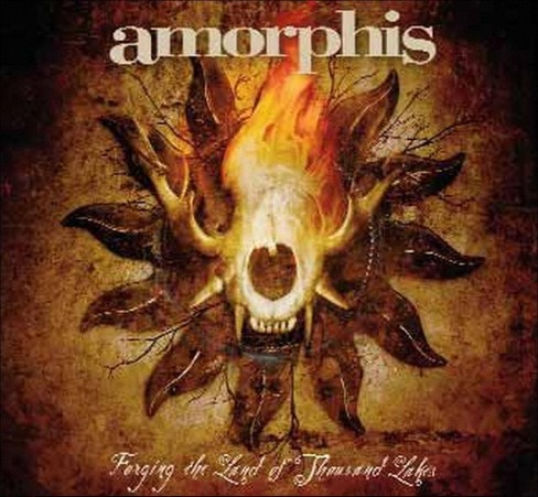 Amorphis - Forging the land of thousand lakes (CD) - image 1 of 2