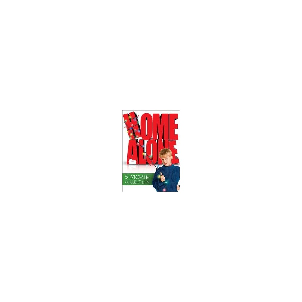 Home Alone 5 Movie Collection (Dvd)