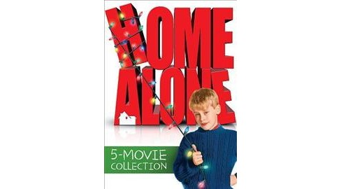Home Alone 5 Movie Collection (DVD) - image 1 of 1