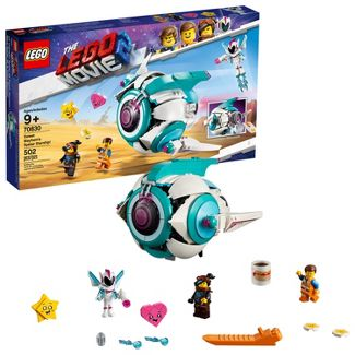 THE LEGO MOVIE 2 Sweet Mayhems Systar Starship! 70830