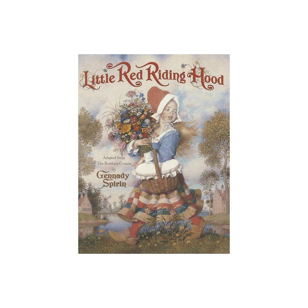 Little Red Riding Hood By Gennady Spirin Paperback