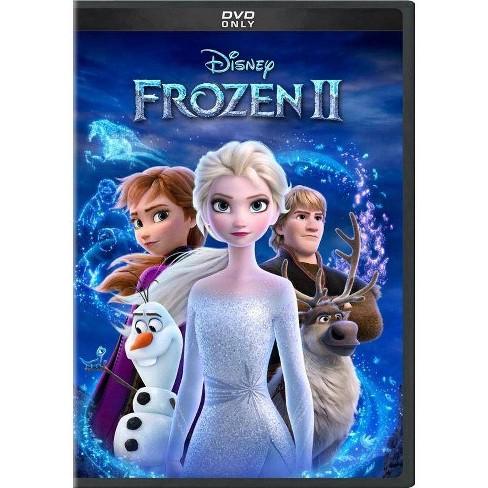Frozen II (DVD) - image 1 of 2