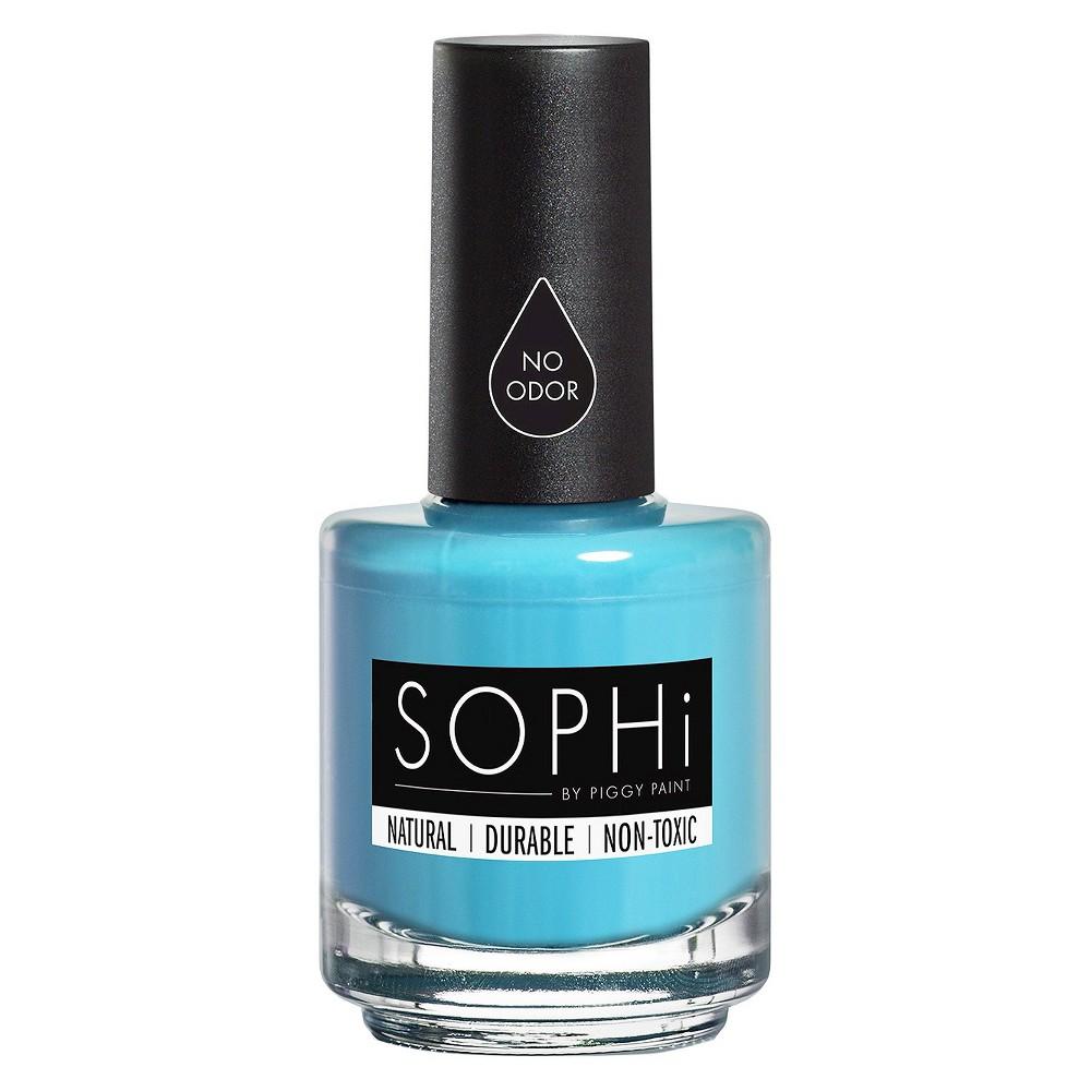 SOPHi by Piggy Paint Non-Toxic Nail Polish 2.2oz - I Love You, Dit-toe, I Love You/Dit-Toe