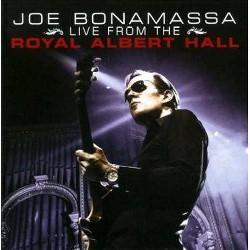 Joe Bonamassa - Joe Bonamassa Live from The Royal Albert Hall (CD)
