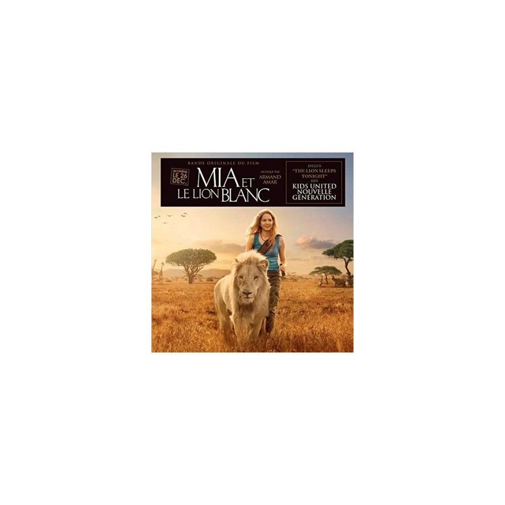 Armand Amar - Mia And The White Lion (Osc) (CD)