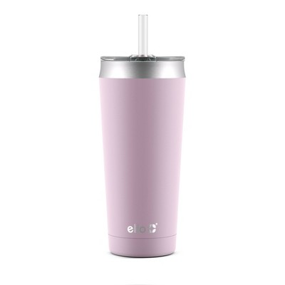 Ello 20oz Stainless Steel Beacon Tumbler with Lid Pink