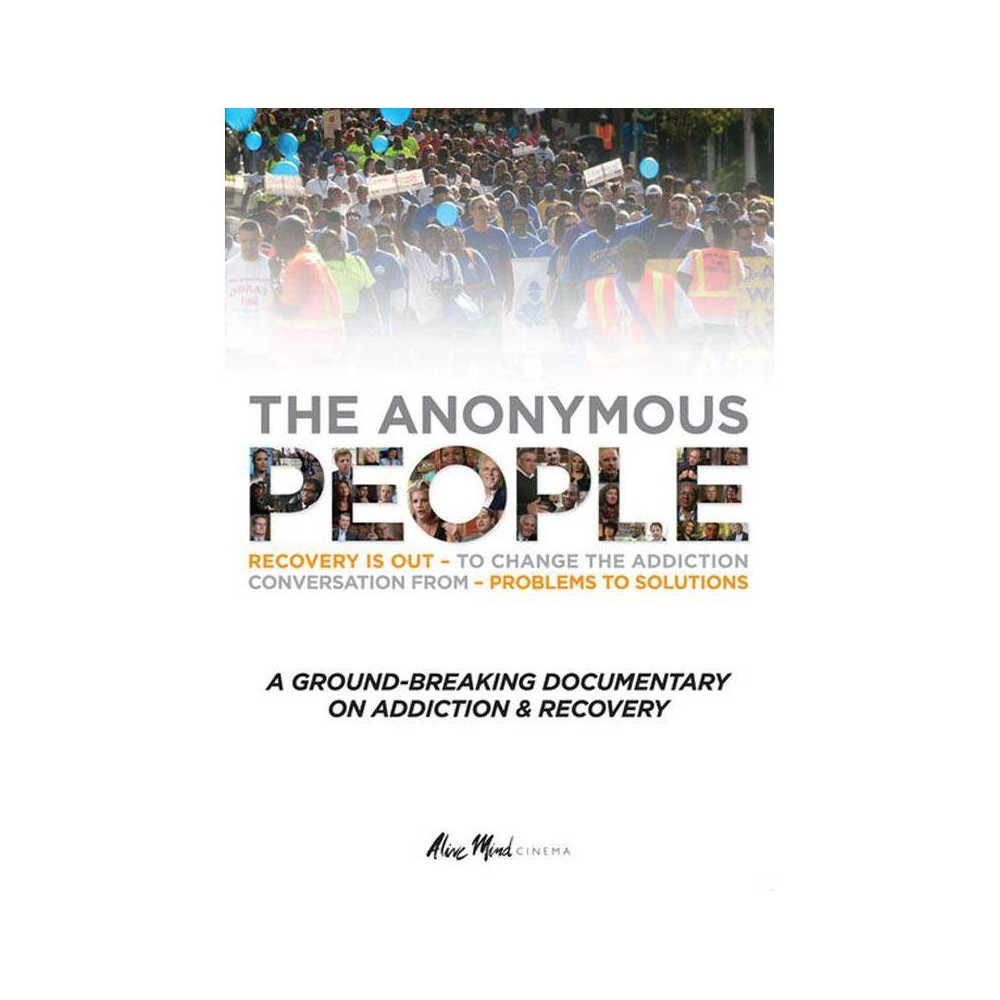 The Anonymous People Dvd