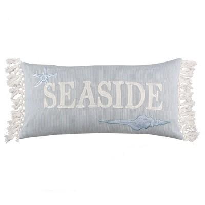 Zuma Beach Seaside Decorative Pillow - Levtex Home