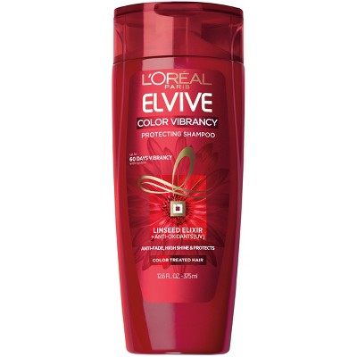 L'Oréal Paris Elvive Color Vibrancy Protecting Shampoo - 12.6 fl oz