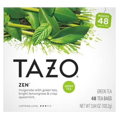 Tazo Zen Tea - 48ct