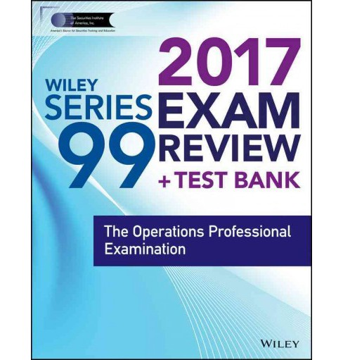 Exam Review 2017 (Paperback) - image 1 of 1