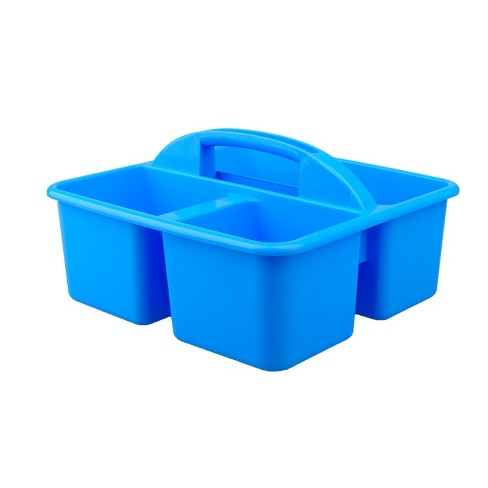 School Supply Caddy Blue - Up&Up™ - image 1 of 3