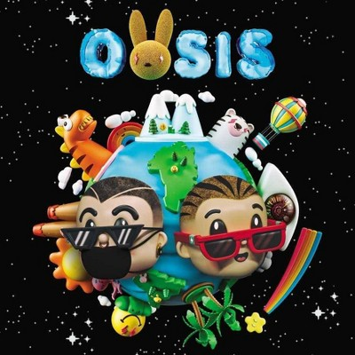 J. Balvin/Bad Bunny - Oasis (CD)